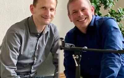 Leipziger Wasserwerke: Armin Krück & Sebastian Speer